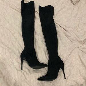 STEVE MADDEN Dominique Boots